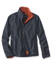 The Rye Jacket by Barbour is a waterproof, breathable shield against drizzle or a downpour.
