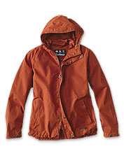The Charlie Jacket is Barbour's answer for waterproof protection and comfort in any weather.