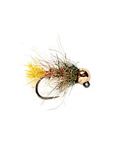 This showy Tactical Hot Tag Jig stays sharp, sinks quickly, and earns impressive strikes.