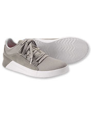 Out 'N About Plus Sneakers by Sorel boast cushy comfort, waterproof suede, and impressive grip.