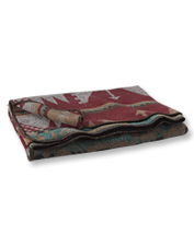 Soon to be your favorite blanket, our High Desert Throw features Southwestern-inspired hues.