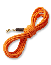 Teach your bird hunting dog-in-training how to work as a team using our 30 foot Check Cord.