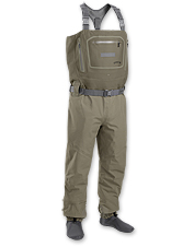 Outfit yourself in the very best fly-fishing waders made.