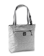 Secure money and documents while you travel in the Pacsafe Slingsafe LX200 anti-theft tote.