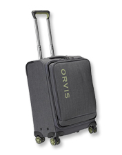 Make the best use of your packing space with our durable, roomy Safe Passage 4-Wheel Carry-On.