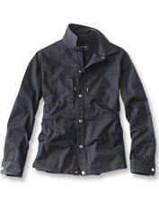 The requisite chore coat is beefed up with stretch and extra durability in this Tech version.