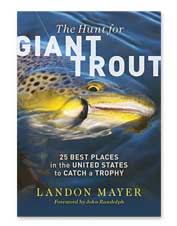 Count down top fishing destinations in this guide that takes you on <i>The Hunt for Giant Trout</i>.