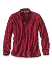 Our Horseshoe Hills Quarter-Zip is a performance pullover built to keep up on any adventure.