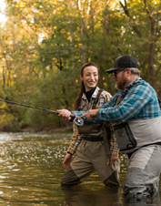 Orvis-Endorsed Fly-Fishing Lodge in Boiling Springs, Pennsylvania