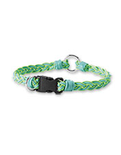 Your best friend can show off a shared love of the water with a Recycled Fly Line Dog Collar.