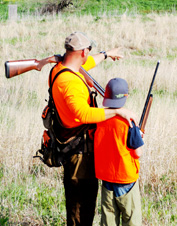 Learn to Pheasant Hunt at our Nebraska Pheasant Bonanza Uplander School