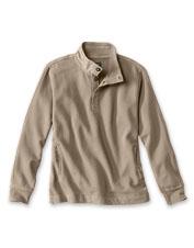 We've renewed an enduring favorite with the comfortably rugged Bozeman Dawn Mock Sweatshirt.