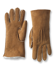 Plush-lined Jackson Shearling Gloves keep fingers toasty, even when the weather turns frigid.