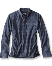 Top performance and laid-back style combine in our rugged, moisture-wicking Tech Camp Shirt.