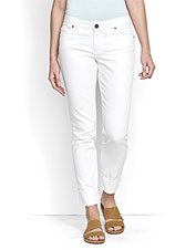 These Catherine Boyfriend Jeans by Kut from the Kloth offer an on-trend cuffed silhouette.