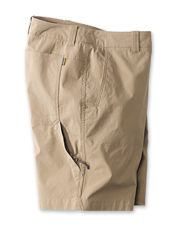 Depend on the comfort and durability of these performance shorts, however far or high you trek.