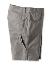 Trek the trails and tool about town in equal comfort wearing these Tech 5-Pocket Shorts.
