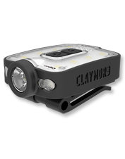 The Claymore Capon 40 rechargeable light proves that bright things come in small packages.