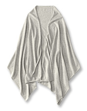 Our Classic Cashmere Wrap is warm and breathable, a perfect seasons-spanning accessory.