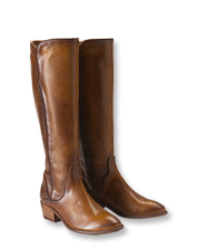 Carson Piping Tall Boots by Frye weather as they're worn for a look that reflects the journey.