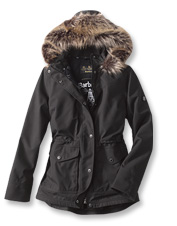 The Abalone Jacket by Barbour is waterproof and breathable for full foul-weather protection.