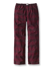 You won't do better for cold-weather comfort than our Perfect Flannel Pajama Bottoms.