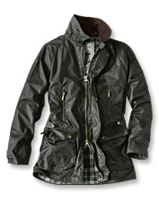 The Icons Beaufort Jacket by Barbour has all the weather-blocking power of the original.