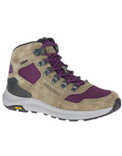 The rugged and comfortable Ontario 85 Mid Waterproof Hiker is a throwback design from Merrell.