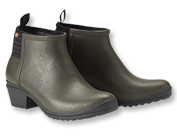 Vista Ankle Boots by Bogs are waterproof and insulated for warmth and comfort in rain or snow.