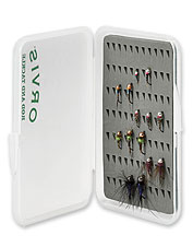 Expand your fishing arsenal with an assortment of 14 essential Euro nymph flies.