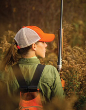 Learn to Grouse Hunt at our New York Grouse Hunting School