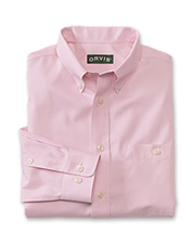 Our men's no iron dress shirts are ideal for work or travel.