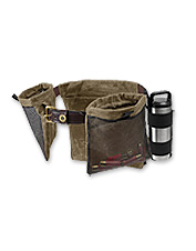 This shooting belt is a versatile accessory for all wing shooters.