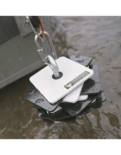 Innovative design makes the Tornado Anchor game-changing equipment for your fishing watercraft.