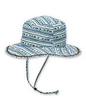 The plucky Archer Hat from Pistil offers breathable comfort and impressive sun protection.