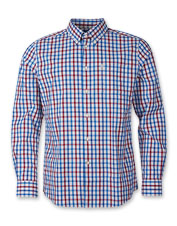Enjoy quick-drying, moisture-wicking performance in the Barbour Halhill Shirt.