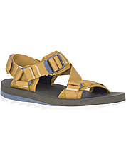 Merrell delivers big on comfort in these adjustable, feature-rich Alpine Strap Sandals.