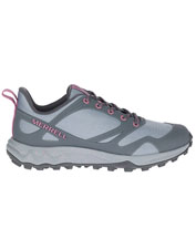 The Altalight from Merrell offers impressive comfort in a high-performance hiking shoe.