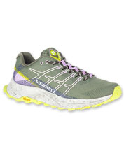 The avid trail runner will appreciate the breathable, eco-friendly Moab Flight from Merrell.
