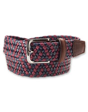 Our comfortable Gleason Braided Belt offers a stretchy, flawless fit every time you wear it.