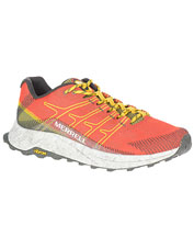For durable, breathable trail runners, opt for the popular Moab Flight from Merrell.