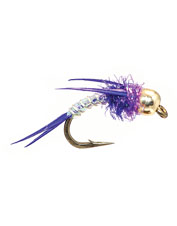 The Mylar Prince is a flashy fly pattern that gets the job done—fish it anytime, anywhere.