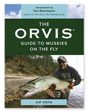 Consult <i>The Orvis Guide to Muskies on the Fly</i> and cast to these monsters with confidence.