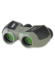 These mini ultra-compact binoculars are easy to carry in your pocket.