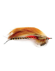 This crab fly pattern is irresistible to saltwater sport fish.