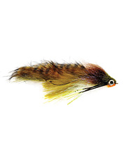 Entice aggressive strikes with these articulated streamer flies.