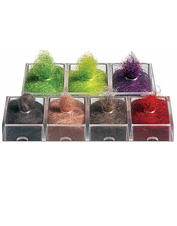 Easy to use dubbing material for tying very small flies. Made in USA.