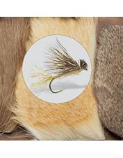 Make tying small caddis flies and comparaduns easy with coastal deer hair. Made in USA.