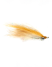 Cast this Charlie fly and watch the bonefish eat it up.