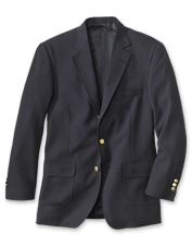 Our Chairman's favorite travel blazer stays wrinkle free all day.